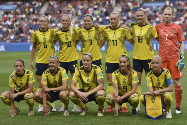 La Suède (photo Frédérique Grando/FOF)