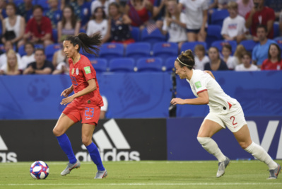 Christen Press (photo Frédérique Grando/FOF)