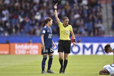 """Coupe du Monde - Laura GEORGES : """"C'est vraiment un message fort"""""""