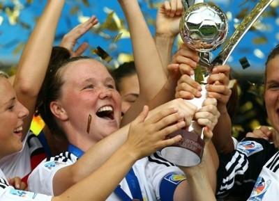 L'Allemagne est tenante du titre (photo : FIFA)