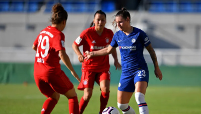 Reprise difficile pour Bachmann et Chelsea (photo CFCW)
