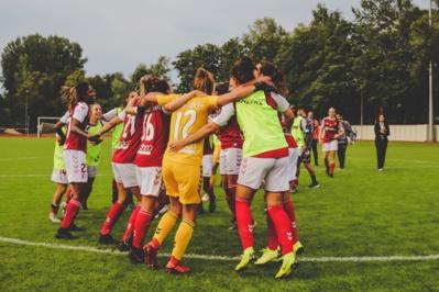 Les Portugaises de Braga étaient qualifiés dès la 2e journée