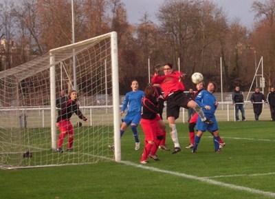 Coupe de France - CHATENOY n'a pas laissé de chance à MUSAU