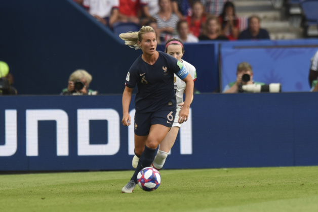 Amandine Henry (photo Frédérique Grando)