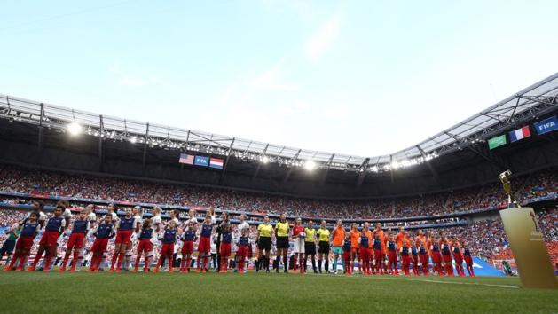 "FIFA - Premier ""FIFA FIFPro Women's World11"" : 13 lyonnaises nommées"