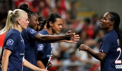 Ligue des Champions - Le PSG déroule Ã* BRAGA
