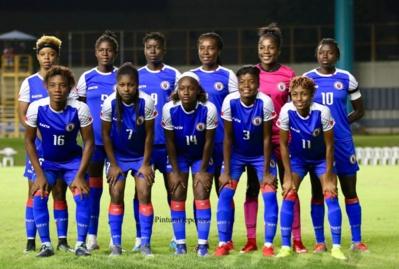 Haïti emmené par la Montpelliéraine Nerilia Mondésir, capitaine