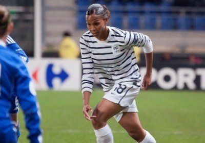Marie-Laure Delie a offert la victoire aux Bleues (photo archive Le Moustic Production)