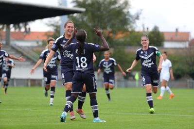 Asseyi a inscirt ses 3e et 4e buts (photo FCGB)
