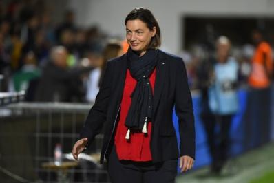 Bleues - Corinne DIACRE : « L'objectif est de battre la Serbie sans problème »