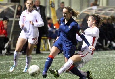 U17 - La FRANCE s'impose face à la SUISSE