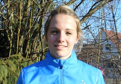 La buteuse du match Sandie Toletti (photo CD)