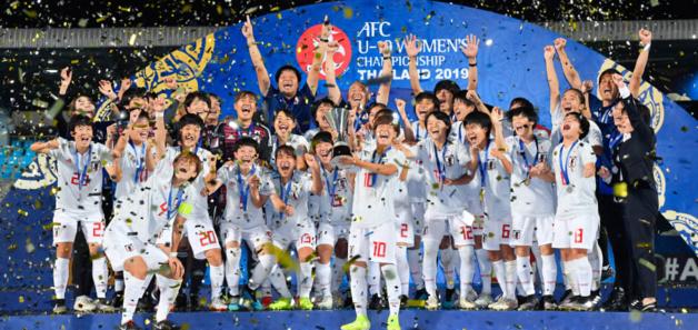 U20 (Qualifications) - Le JAPON, sacré, et les COREE qualifiées