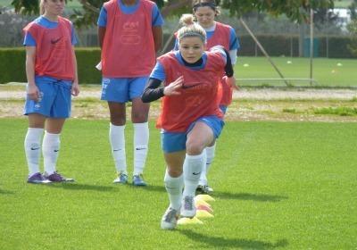 """""""Après la Coupe du monde, on s'est mis la pression pour confirmer"""", dit Laure Boulleau"""