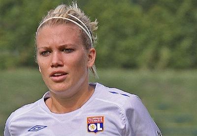 La Suisse Lara Dickenmann