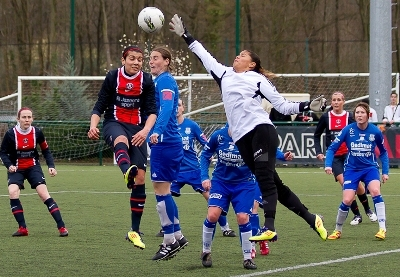 Kenza Dali lors du match de dimanche dernier face à Yzeure (photo LMP)