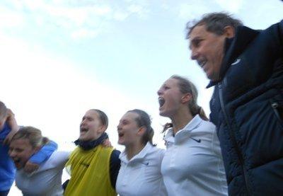 U17 - La FRANCE réussit le parcours parfait