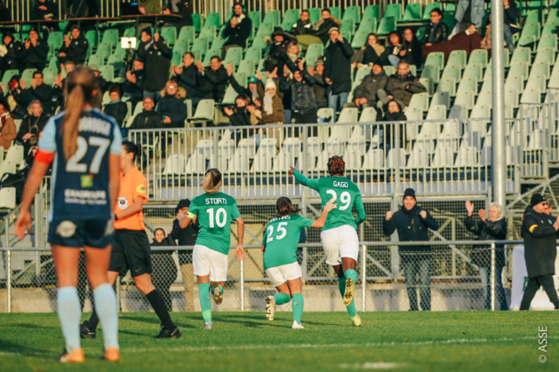 #D2F - J11 :  Groupe B - Les Vertes remportent le choc, premier point pour ST-DENIS