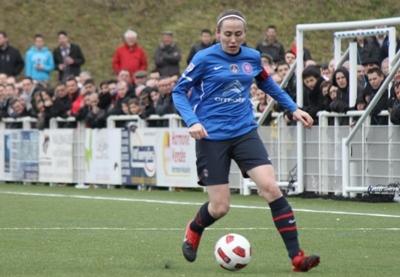 La capitaine du PSG Sabrina Delannoy espère un succès ce dimanche (photo S Duret)