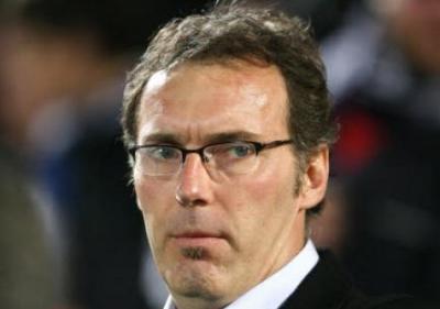 Laurent Blanc, supporter numéro 1 des Bleues. Une évidence renforcée par la qualité des joueuses de Bini.