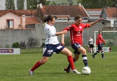 """Coupe de France - Julie CAILLIEREZ (FCF ARRAS) : """"A moins d'un miracle..."""""""