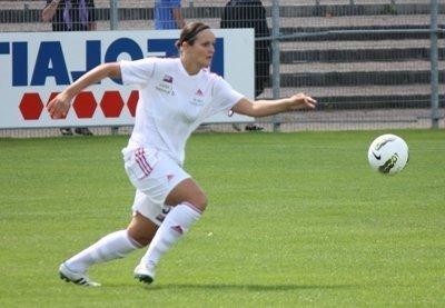 D1 - Audrey FEVRIER (EA GUINGAMP) : « Beaucoup de mal à reproduire notre jeu »