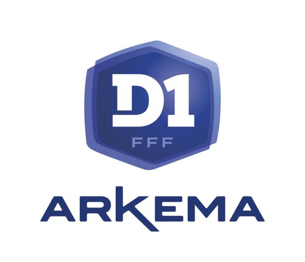 Le nouveau visuel de la D1 Arkema réalisé par la FFF