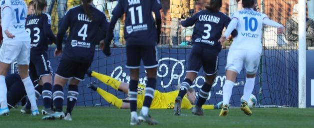 Bruneau aura été décisive (photo FCGB)