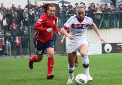 Amandine Henry tentera de remporter pour la première fois cette compétition (photo S Duret)