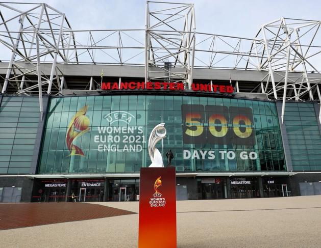 Old Trafford accueillera le match d'ouverture le 7 juillet 2021 (photo FA)