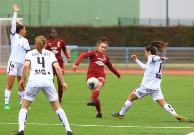 Dijon s'impose en Lorraine (photo FC Metz)