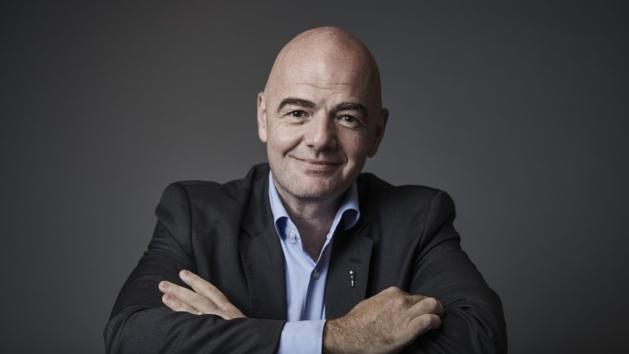 Le Président de la FIFA (photo FIFA)