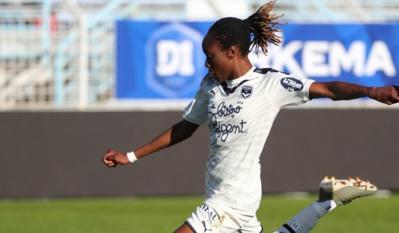 Sarr reste sur de belles performances en club (photo FCGB)