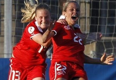En battant l'Espagne, la Suisse a qualifié l'Allemagne ! (photo uefa.com)