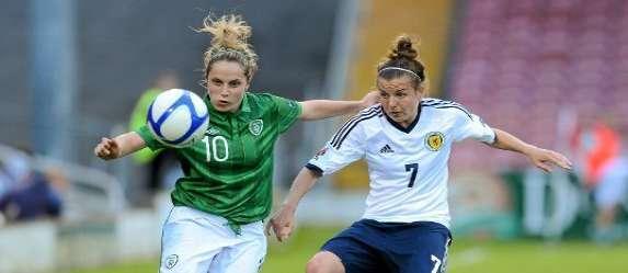 L'Ecosse assure l'essentiel en Irlande (photo fai.ie)