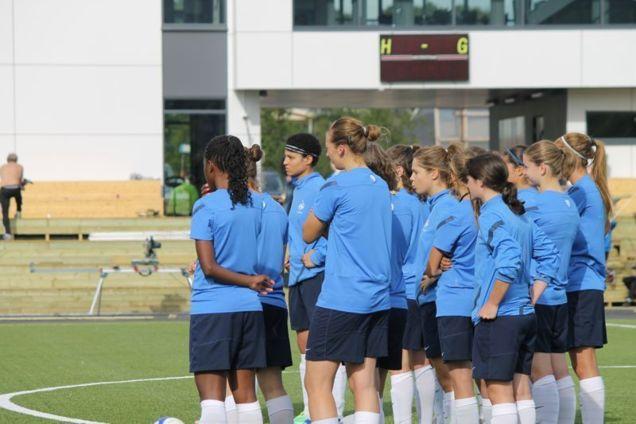 U16 - Nordic Cup - Veille de match à Alta