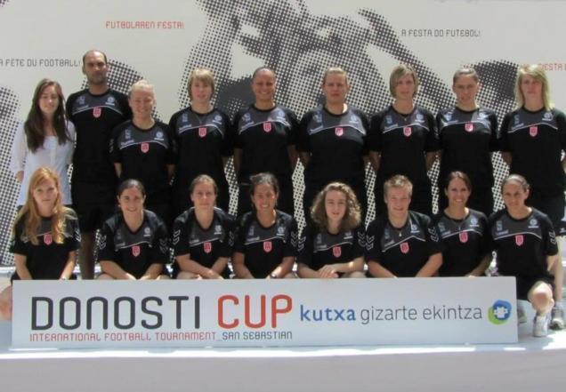 Donostic Cup - VENDENHEIM remporte le tournoi