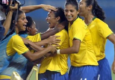 En 2008, le Brésil avait sorti l'Allemagne 4-1 (photo fifa.com)