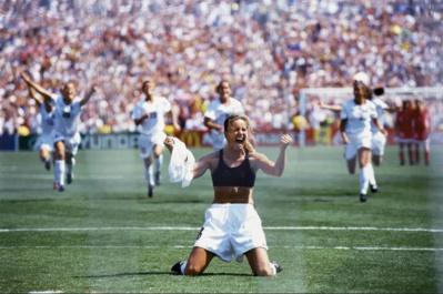 NETFLIX prépare un film sur la sélection américaine championne du monde en 1999