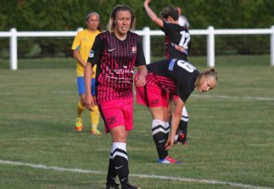 Nathalie Jarosz fait partie des joueuses qui ont déjà évolué en D1 (photo club)