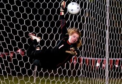 L'Américaine Libby Stout gardera les buts élaverins (photo DR)