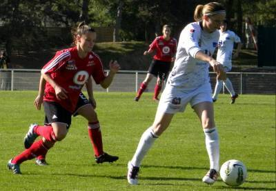 Amélie Coquet entame sa huitième saison au club (photo DR)