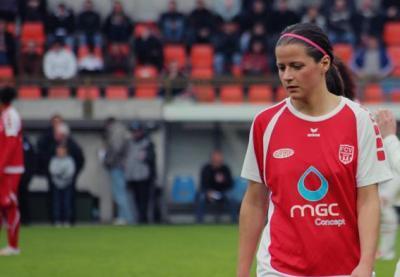 Aurélie Mula et le FC Vendenheim savent que la deuxième saison est toujours difficile (photo club)