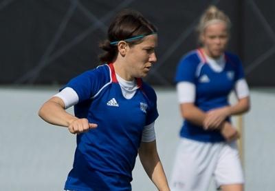 Elise Bussaglia forfait avec les Bleues