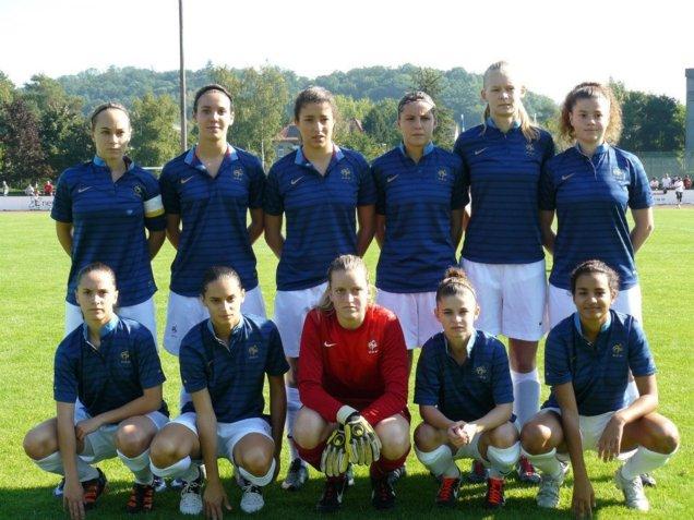 La sélection U19 française