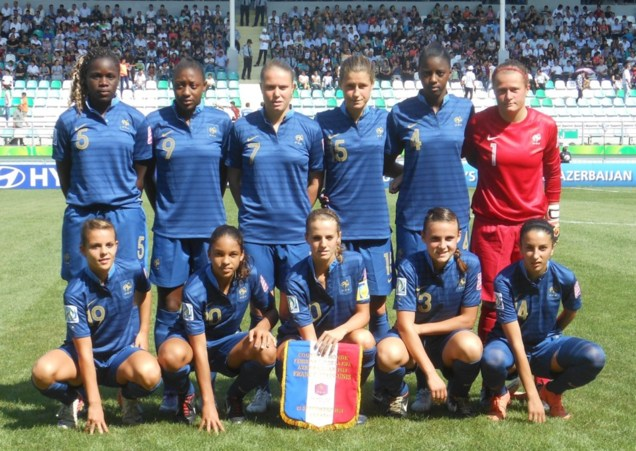 U17 - Un nul pour la FRANCE, mais des regrets (0-0)