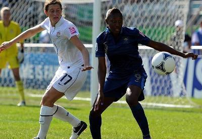 Kadidiatou Diani espère bien trouver le chemin des filets (photo fifa.com)