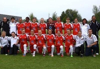 Le FC Vendenheim n'a pas réussi la passe de trois