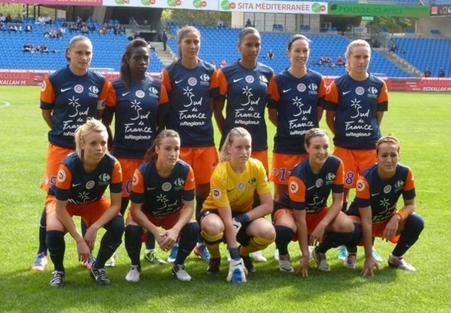 L'équipe du Montpellier Hérault SC