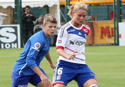 Laura Bouillot et Amandine Henry (photo D Pommier)